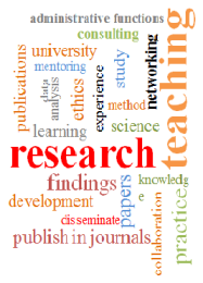Teaching or research - what goes first