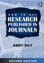 Book Review: 'How to get research published in journals'