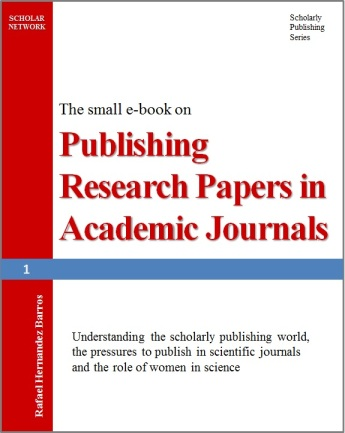 Download for FREE your ebook 'Publishing Research in Academic Journals'
