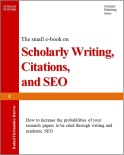 Scholarly Writing, Citations, and SEO
