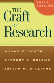 The Craft of Research. Book Review