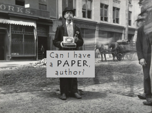 What are scholarly journals doing to attract authors and papers
