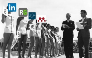 Academic networks contest: ResearchGate vs. Academia vs. Mendeley